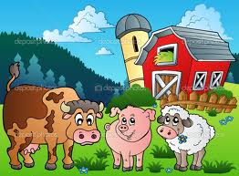 Kids Party Farmyard Fun