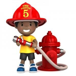 Fireman Party Theme
