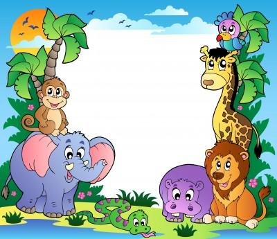 Safari Theme   Hassle-Free Kids Party