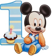 Mickey Mouse 1st Birthday Party Theme