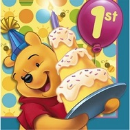 Winnie the Pooh Kids Party Theme