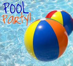 Pool Party Balls