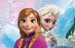 Frozen Kids Party with Anna and Elsa