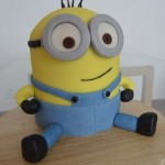 Minions (Despicable Me) Party Cake