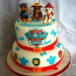 Paw Patrol Birthday Party Cake